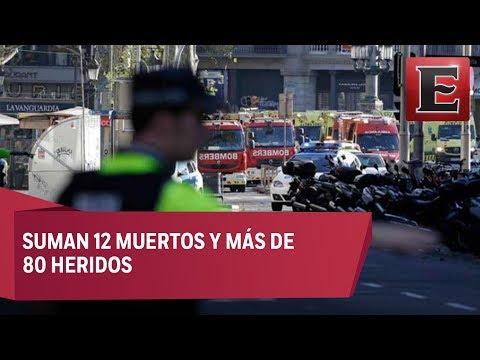 Atentado terrorista en Las Ramblas, Barcelona