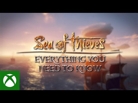Sea of Thieves на Xbox Series X | S – 4K/60FPS и 1080p/60FPS