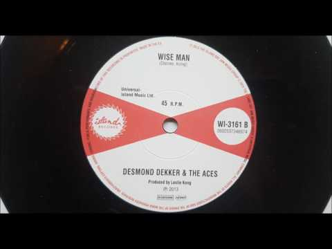 Desmond Dekker And The Aces - Wise Man