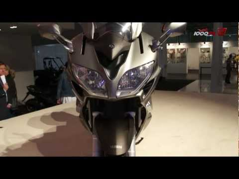 Yamaha FJR 1300A 2013 - Intermot 2012