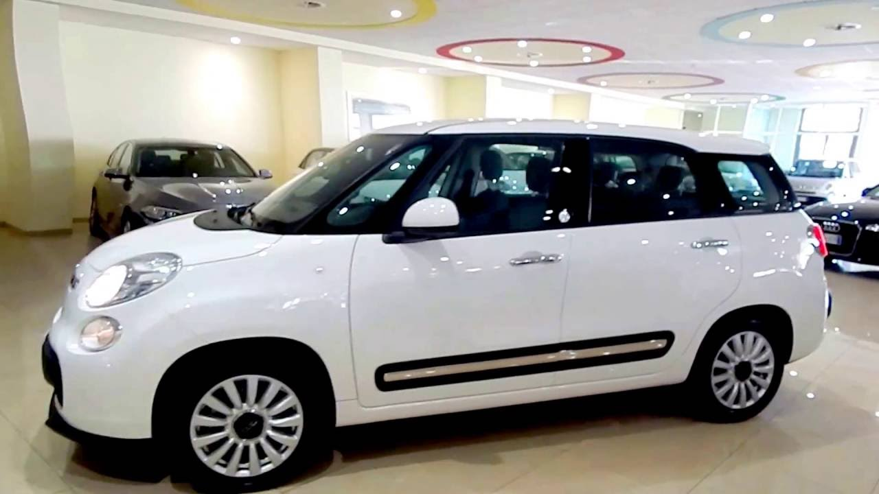 fiat 500l living 1 6 mjt 105cv pop star anno 2014. Black Bedroom Furniture Sets. Home Design Ideas