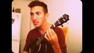 "One Direction ""Live While We're Young"" ukulele cover WITH CHORDS"