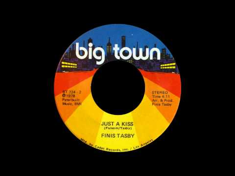 Finis Tasby - Just A Kiss