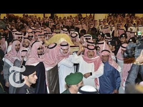 King Abdullah of Saudi Arabia Died: Death Mourned by Saudis | The New York Times