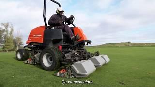 Amundi Open de France 2019 : l'Albatros se prépare (n°2)