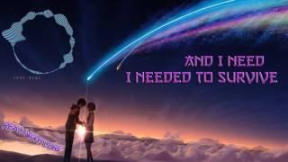 Nightcore Vanze -Survive (feat  Neon Dreams)