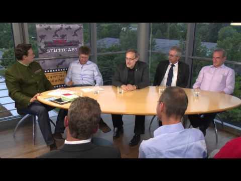 ERÖFFNUNG WAR-ROOM STUTTGART Eigenproduktion von Strom -- Die Deutsche Umweltstiftung