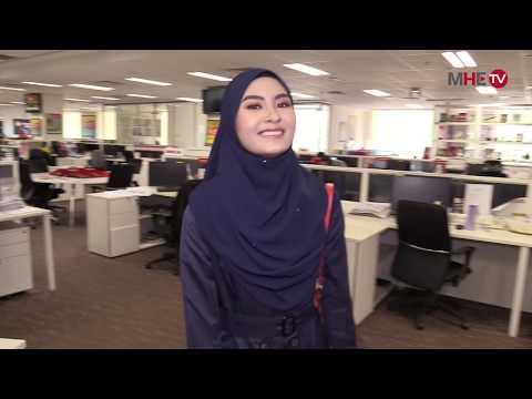 Kenapa Wany Hasrita menangis setiap hari?   21 Questions with Wany Hasrita   MHE TV