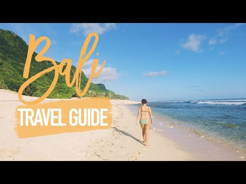 BALI TRAVEL GUIDE: 10 Fun Things To Do!