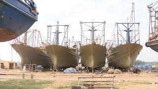 Tin tức 24h mới nhất hôm nay :  Chậm tiến độ sửa chữa tàu vỏ thép kém chất lượng cho ngư dân