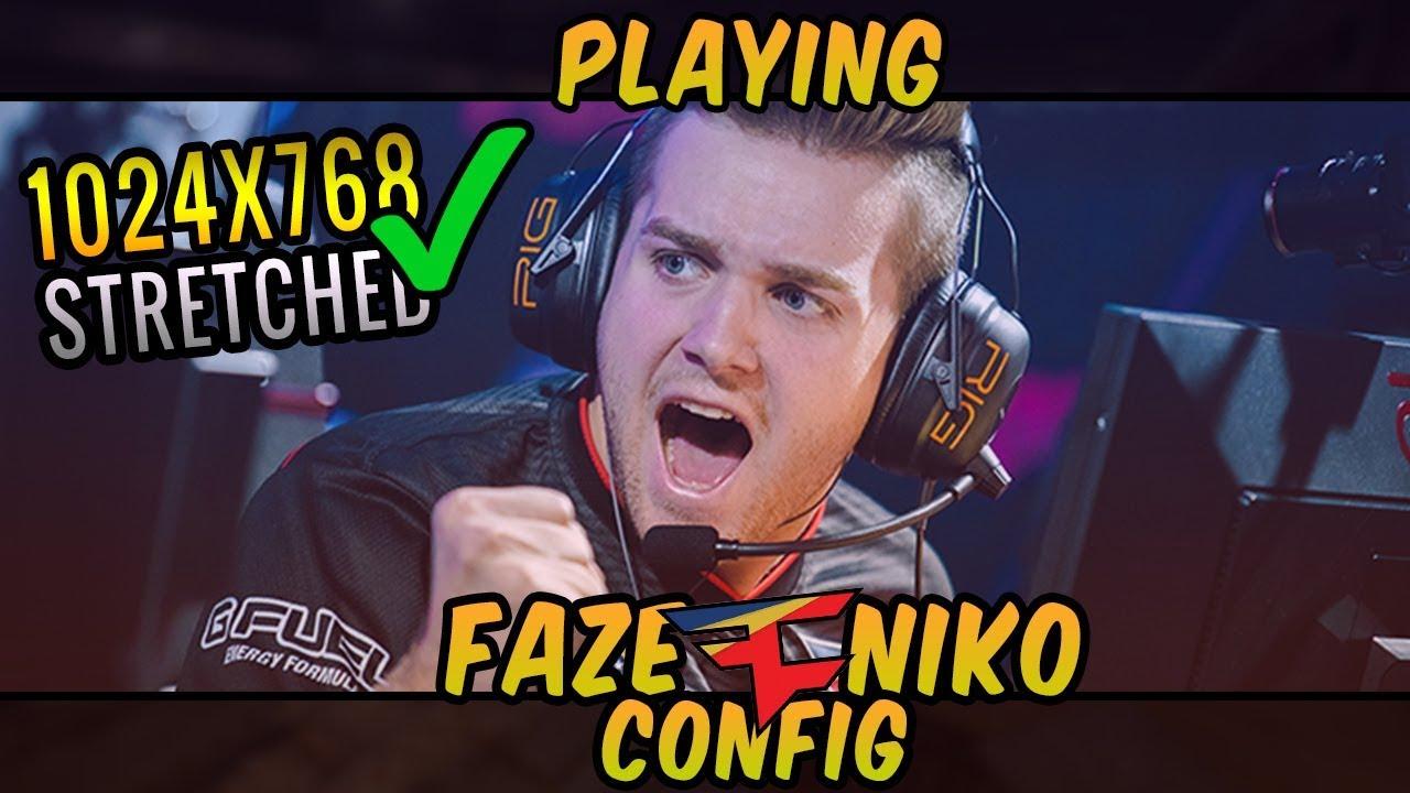Transitorio escalada para justificar  PLAYING NIKO'S CS:GO CONFIG (It's Brutal + Config Download Link!) - YouTube
