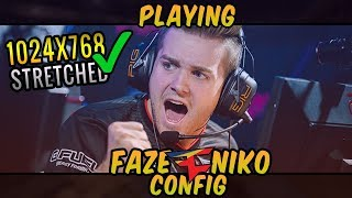 PLAYING NIKO'S CS:GO CONFIG (It's Brutal + Config Download Link!)