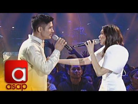 ASAP: Sarah Geronimo and Piolo Pascual, sing 'Paano Ba Ang Magmahal'
