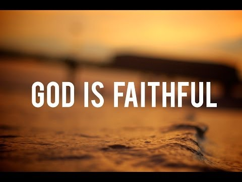 God is Faithful - Christian Inspirational Video
