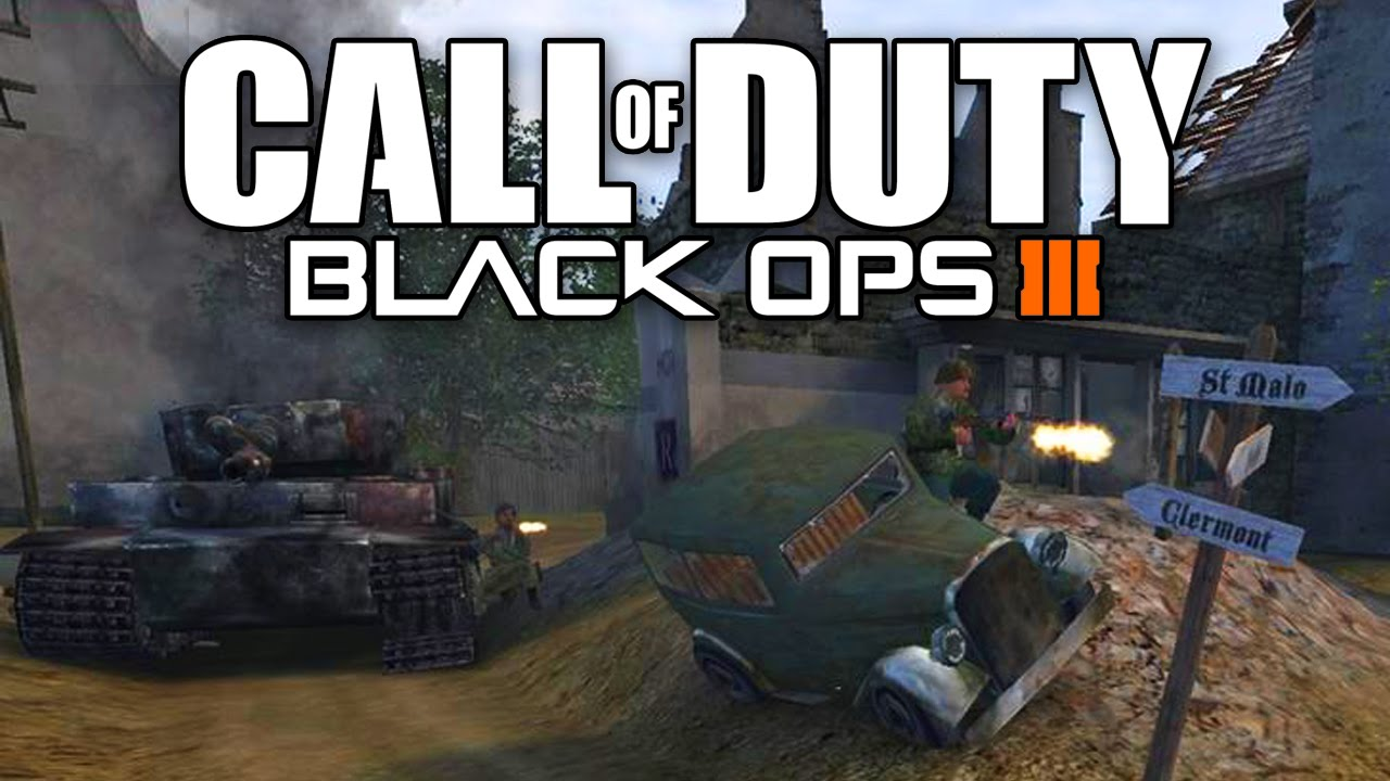 World war ii infection black ops 3 multiplayer map youtube gumiabroncs Choice Image