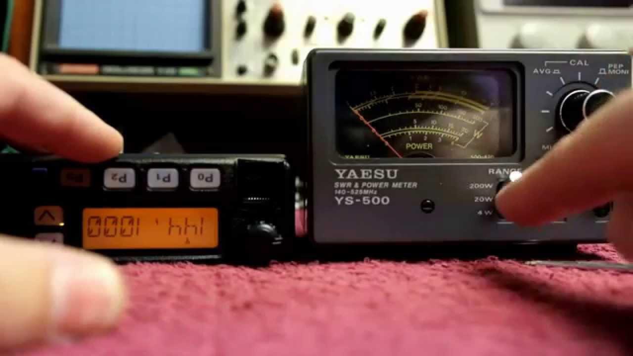 Episode 9 IC F110 VHF Tranceiver TX Repair