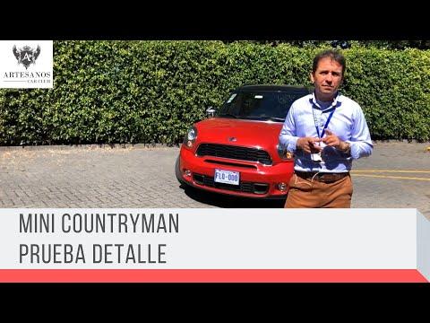 Mini Countryman / Prueba detalle / Artesanos Car Club