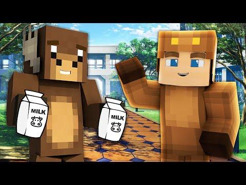Minecraft PRISON - MOOSE MILK! (Minecraft Roleplay) Day 2