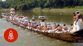 Crafting Indias 120-Foot-Long Snake Boats
