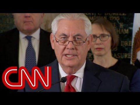 Tillerson: Washington is a 'mean-spirited town'