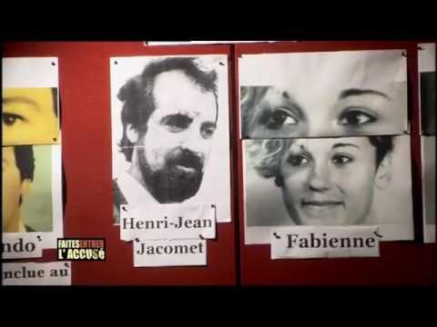 Henri Jean Jacomet, massacre à huis clos   Faites entrer l'accusé #FELA