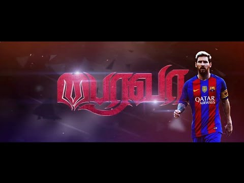 Bairavaa - Official Teaser | LIONEL MESSI...