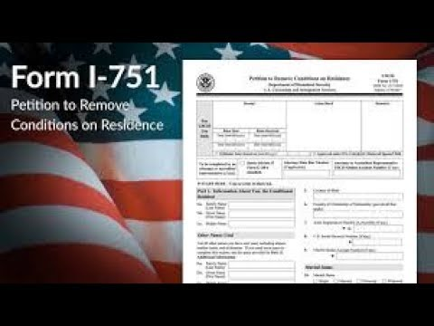 Filipina I-130 Spousal Visa Process - Part 11- Form I-751 Pe