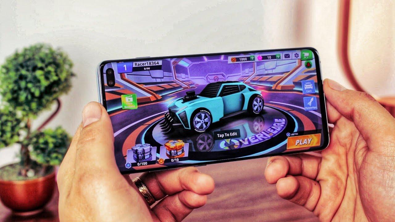TOP 5 JOCURI NOI pentru telefoanele cu Android 2020 !