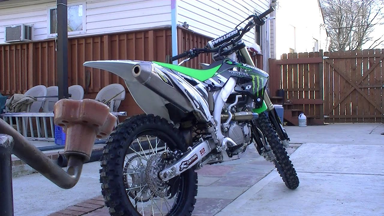 2013 Kx250f Pro Circuit Graphics Application Wiring Diagram 2014 Kawasaki Kx450f W Kit And Full Exhaust From Ryan Rh Youtube Com 2011