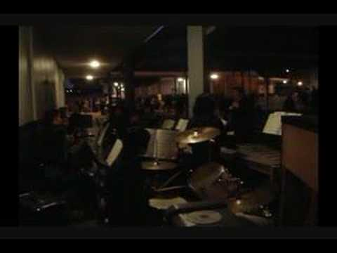Jazz/Rock Ensemble Performance at Open House 2008 - Part 2/2