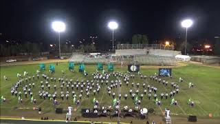 """Cypress HS Centurion Imperial Brigade: """"Down the Rabbit Hole"""" - 2017 Kennedy FT"""