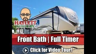 UPDATED 2020 Jayco Pinnacle 36FBTS Front Bath & a Half Full Time Warranted Luxury Fifth Wheel RV