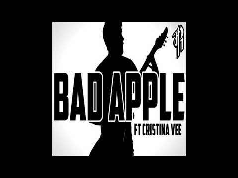 BAD APPLE (METAL COVER) by RichaadEB ft. Cristina Vee - Anti-Nightcore/Daycore