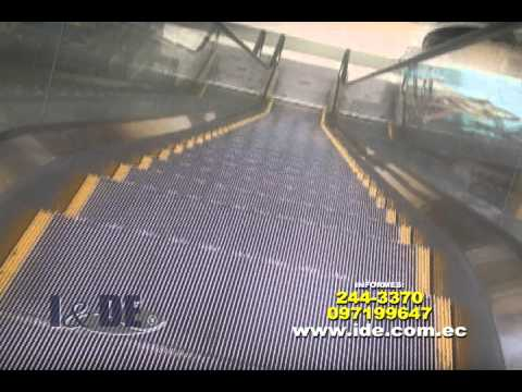 Escaleras Electricas Ecuador Youtube