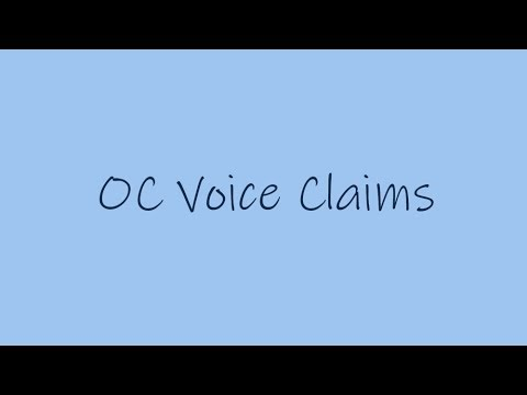 oc-voice-claims!
