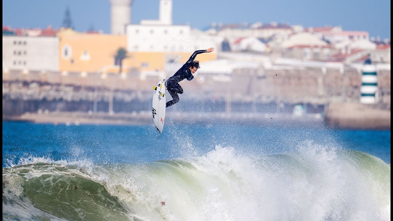 Jordy Smith - Euro Trip (Part 2)