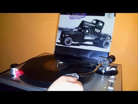 Aerosmith - Pump (full album) vinyl LP