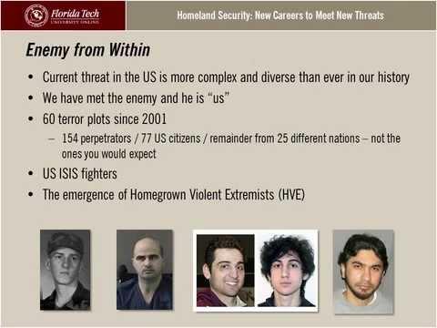 Careers in Homeland Security Webinar