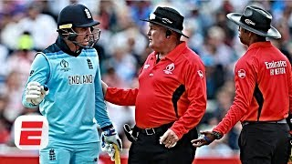 Should England's Jason Roy be banned for the World Cup final? | Cricket World Cup