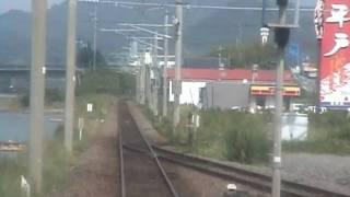 大村線経由で長崎と佐世保を結んでいた特急シーボルトのハウステンボス...