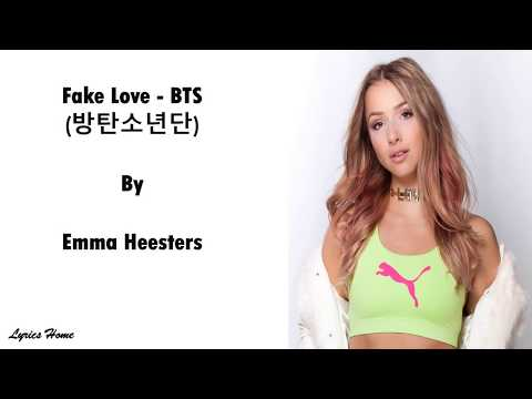 Download Emma Heesters Fake Love Lyric - WBlog