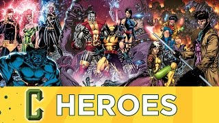 X-Men TV Series For FOX Coming, Kid Flash Costume Reveal - Collider Heroes