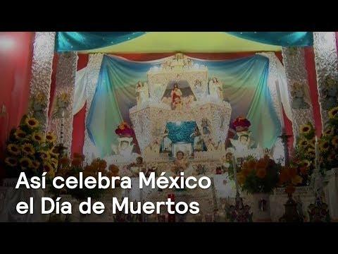 Día de Muertos en Huaquechula, Puebla - En Punto con Denise Maerker