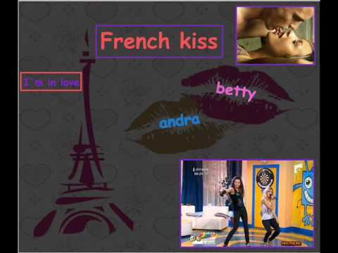 french kiss-i'm in love