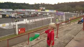 Hickory Motor Speedway - Allison Legacy Race Series 9/30/2017