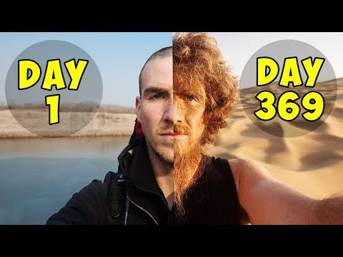 THIS GUY TRAVELED 5 THOUSAND KILOMETERS ON FOOT AND THIS IS WHAT HAPPENED TO HIM