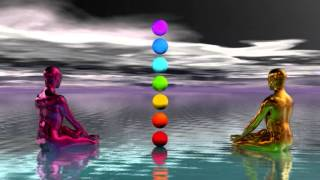 Chakra Realignment Therapy, Balancing The Chakras, Guided  Meditation Visualization, Chakra Music