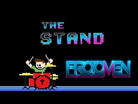 The Protomen - The Stand [Man or Machine] (Drum Cover) -- The8BitDrummer mp3