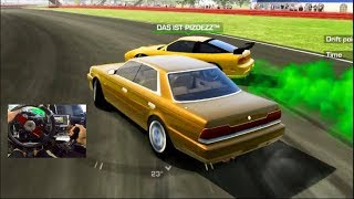 CarX Drift Racing PC w/Wheel! - UPDATE 3 NEW Cars Added In!! | SLAPTrain