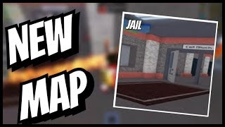 NEW MAP IN ROBLOX ASSASSIN! (JAIL) UPDATE!